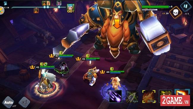 Chơi thử Doto Mobile - Cảm giác WarCraft 3 thân quen, cơ chế chiến đấu đầy mãn nhãn 6