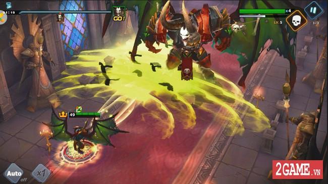 Chơi thử Doto Mobile - Cảm giác WarCraft 3 thân quen, cơ chế chiến đấu đầy mãn nhãn 7