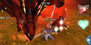 Sức mạnh phép thuật trong Dragon Project – Săn Rồng Mobile vẫn xếp sau khả năng combo chặt chém