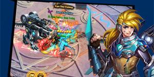 Game thủ Kỵ Sĩ Rồng Mobile tỏ ra khác biệt ngay từ cách thức tuyển thành viên vô bang