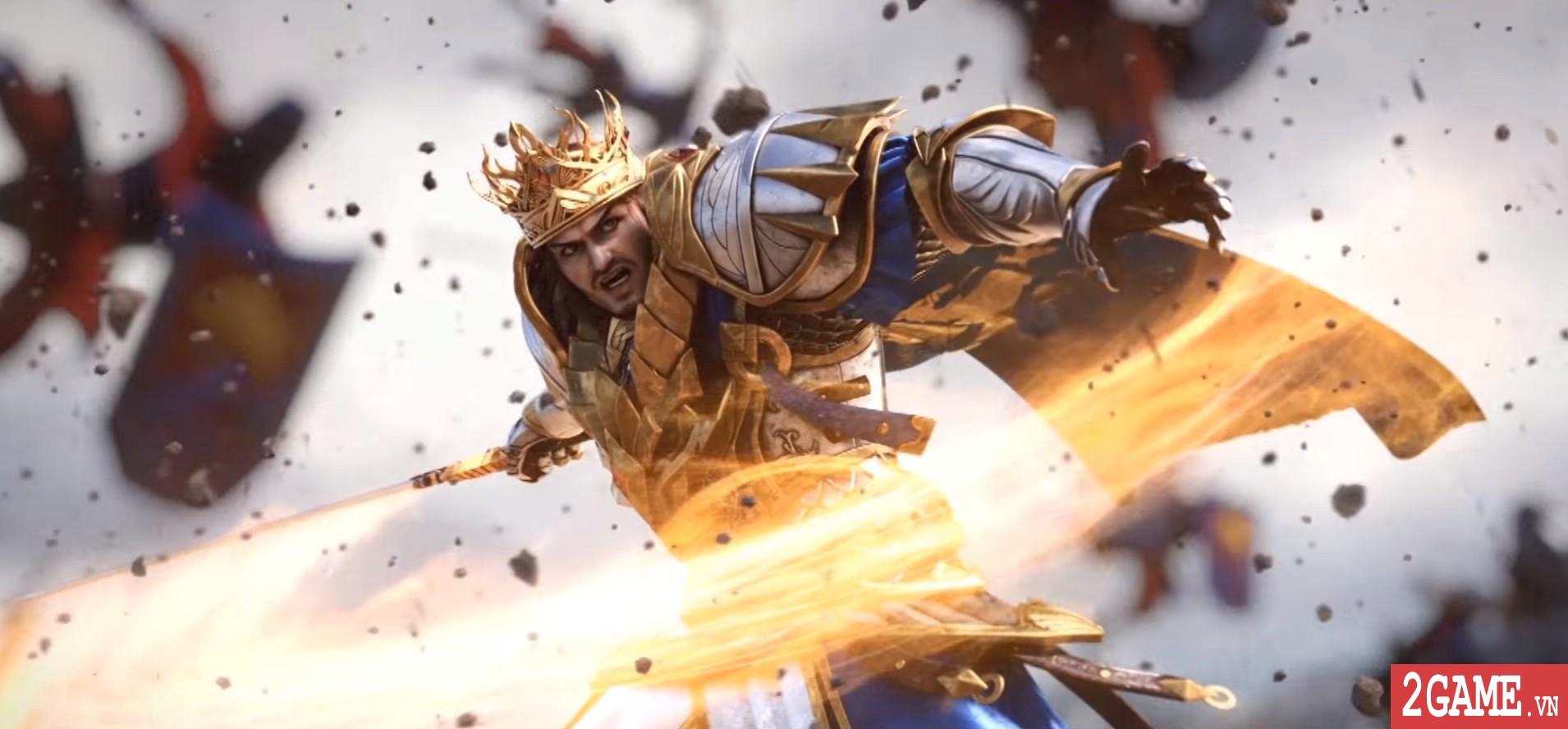 Immortal Thrones – Game nhập vai 3D chuẩn mực trên di động 0