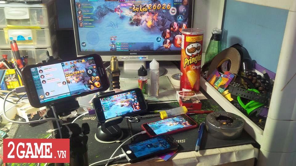 Game thủ Võ Lâm Truyền Kỳ Mobile đang trông ngóng một buổi Đại hội Võ lâm đích thực 1