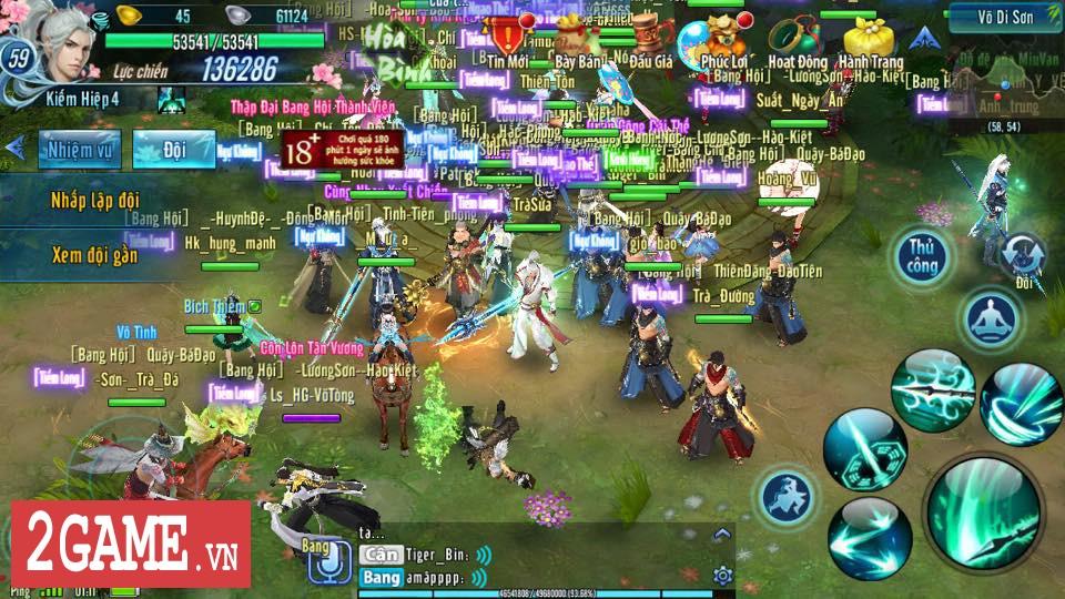 Game thủ Võ Lâm Truyền Kỳ Mobile đang trông ngóng một buổi Đại hội Võ lâm đích thực 2