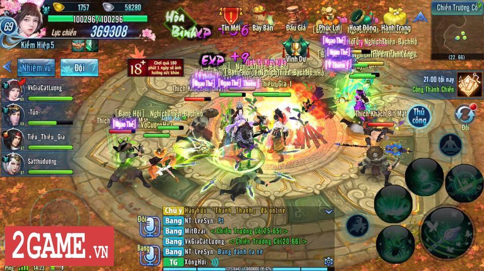 Game thủ Võ Lâm Truyền Kỳ Mobile đang trông ngóng một buổi Đại hội Võ lâm đích thực 5