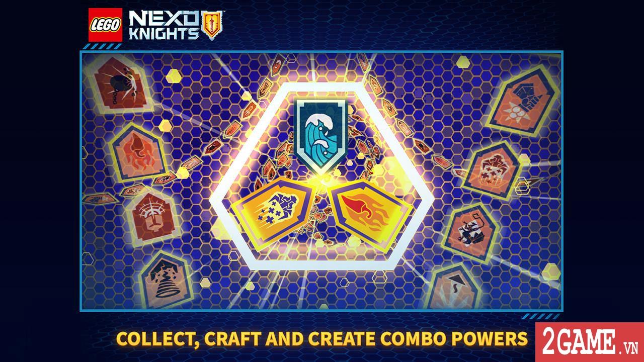 Nexo Knights: Merlok 2.0 – Trải nghiệm cảm giác game nhập vai với chất liệu đồ họa lego độc nhất 0