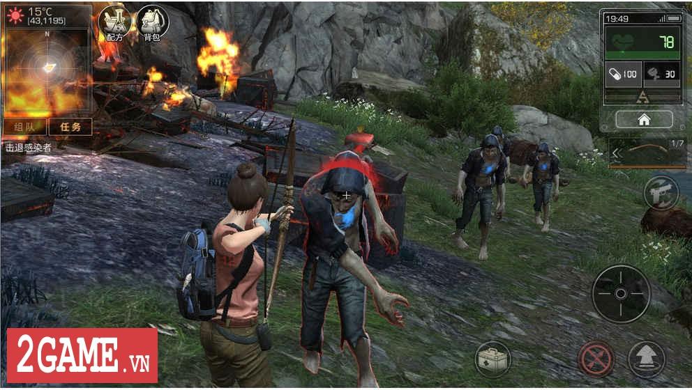 Code: Survive – Game mobile sinh tồn cực chất cả về đồ họa lẫn lối chơi 2