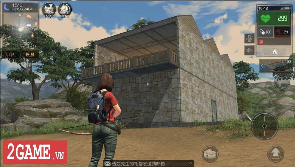 Code: Survive – Game mobile sinh tồn cực chất cả về đồ họa lẫn lối chơi 3