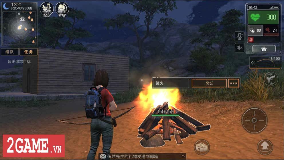 Code: Survive – Game mobile sinh tồn cực chất cả về đồ họa lẫn lối chơi 4