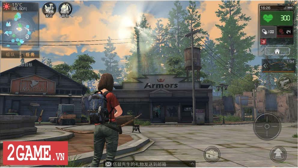 Code: Survive – Game mobile sinh tồn cực chất cả về đồ họa lẫn lối chơi 5
