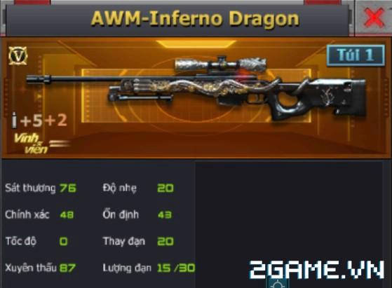 Crossfire Legends - Barrett-Born Beast & AWM-Inferno Dragon: Kỳ phùng địch thủ 4
