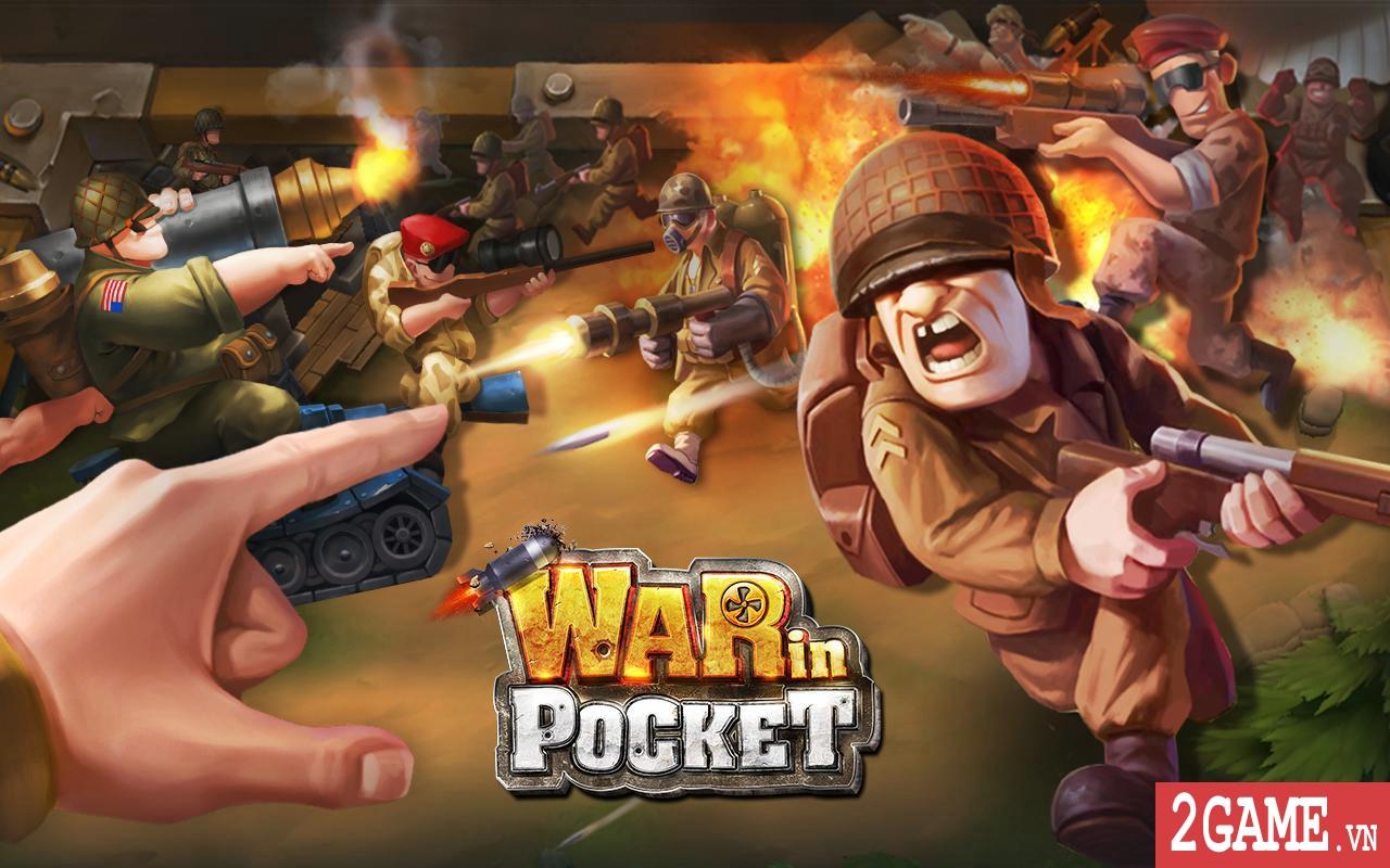 War in Pocket – Game chiến thuật cho phép bạn thả quân, điều lính đầy chất chơi 0