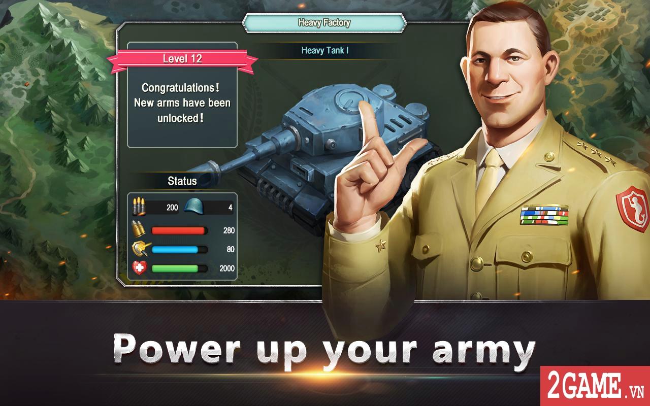 War in Pocket – Game chiến thuật cho phép bạn thả quân, điều lính đầy chất chơi 3