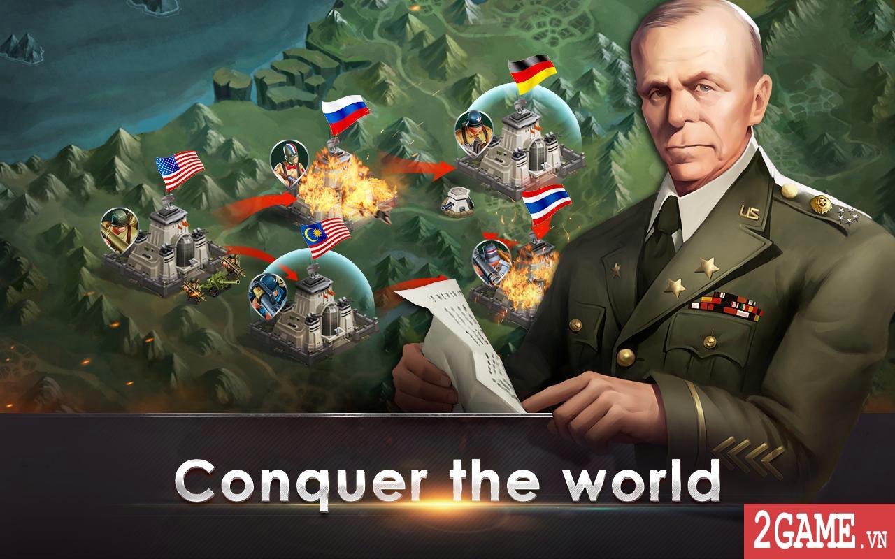 War in Pocket – Game chiến thuật cho phép bạn thả quân, điều lính đầy chất chơi 4