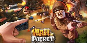 War in Pocket – Game chiến thuật cho phép bạn thả quân, điều lính đầy chất chơi