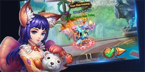 Tặng 555 giftcode game Kỵ Sĩ Rồng Mobile