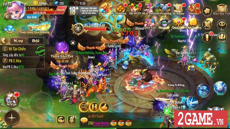 11 game online đã đến tay game thủ Việt vào đầu tháng 9 6