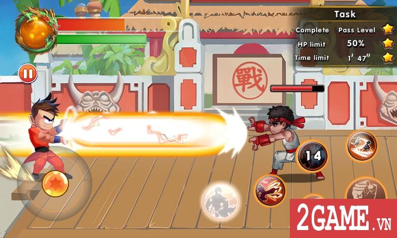 Dragon Fighter - Thêm một game nhập vai đi cảnh dành cho tín đồ Dragon Ball 0