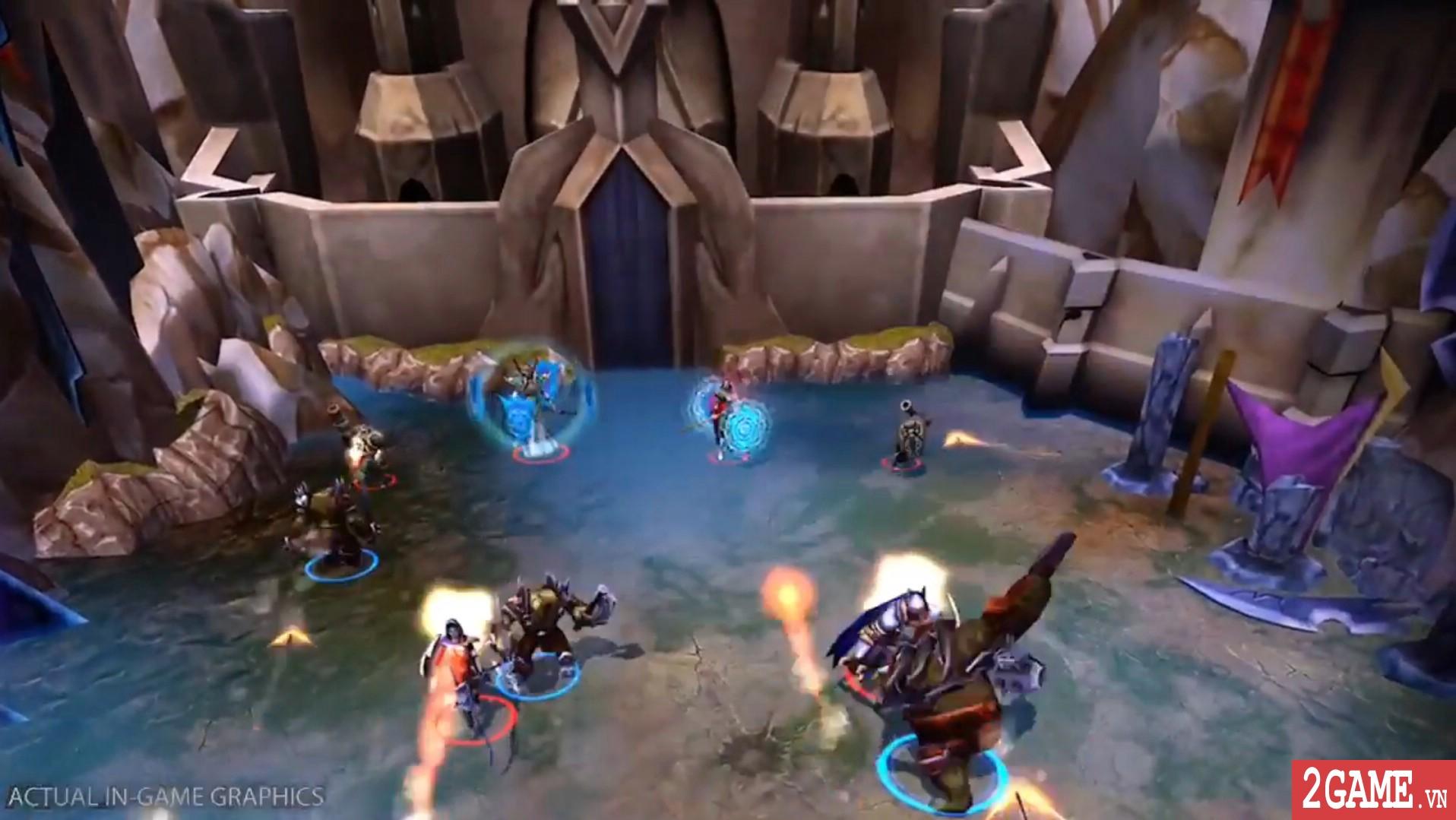 Battle Hordes - Game chiến thuật điều binh khiển tướng 3D đầy thú vị 4