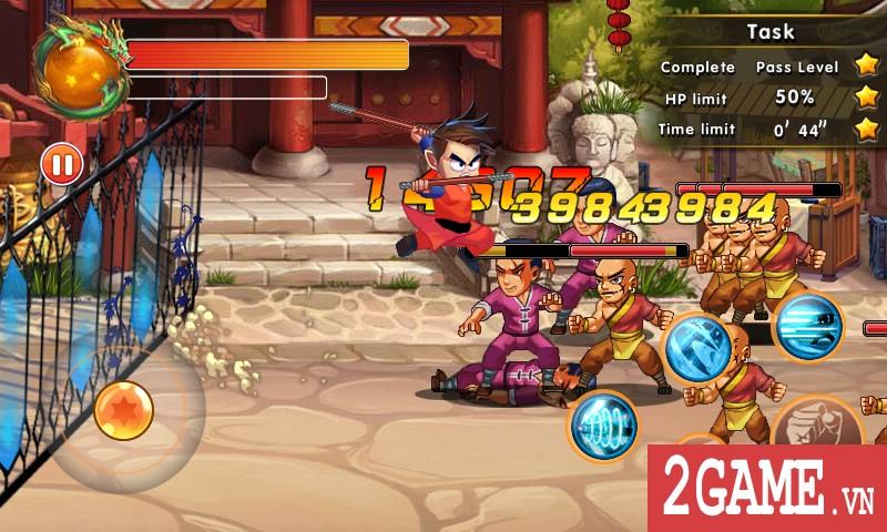 Dragon Fighter - Thêm một game nhập vai đi cảnh dành cho tín đồ Dragon Ball 1