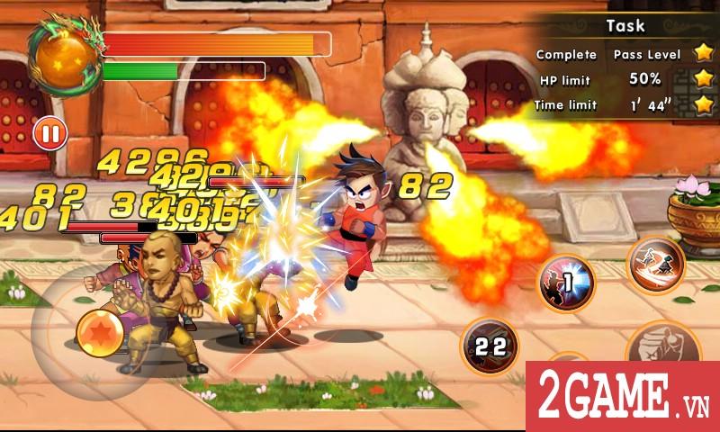 Dragon Fighter - Thêm một game nhập vai đi cảnh dành cho tín đồ Dragon Ball 2