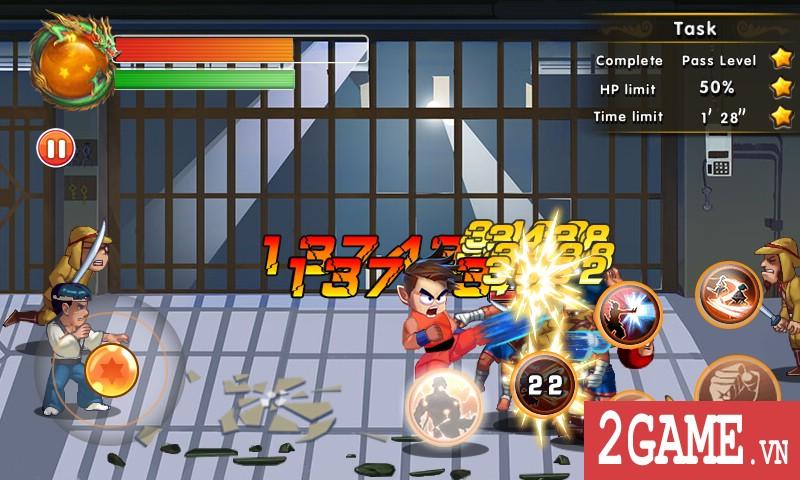 Dragon Fighter - Thêm một game nhập vai đi cảnh dành cho tín đồ Dragon Ball 3