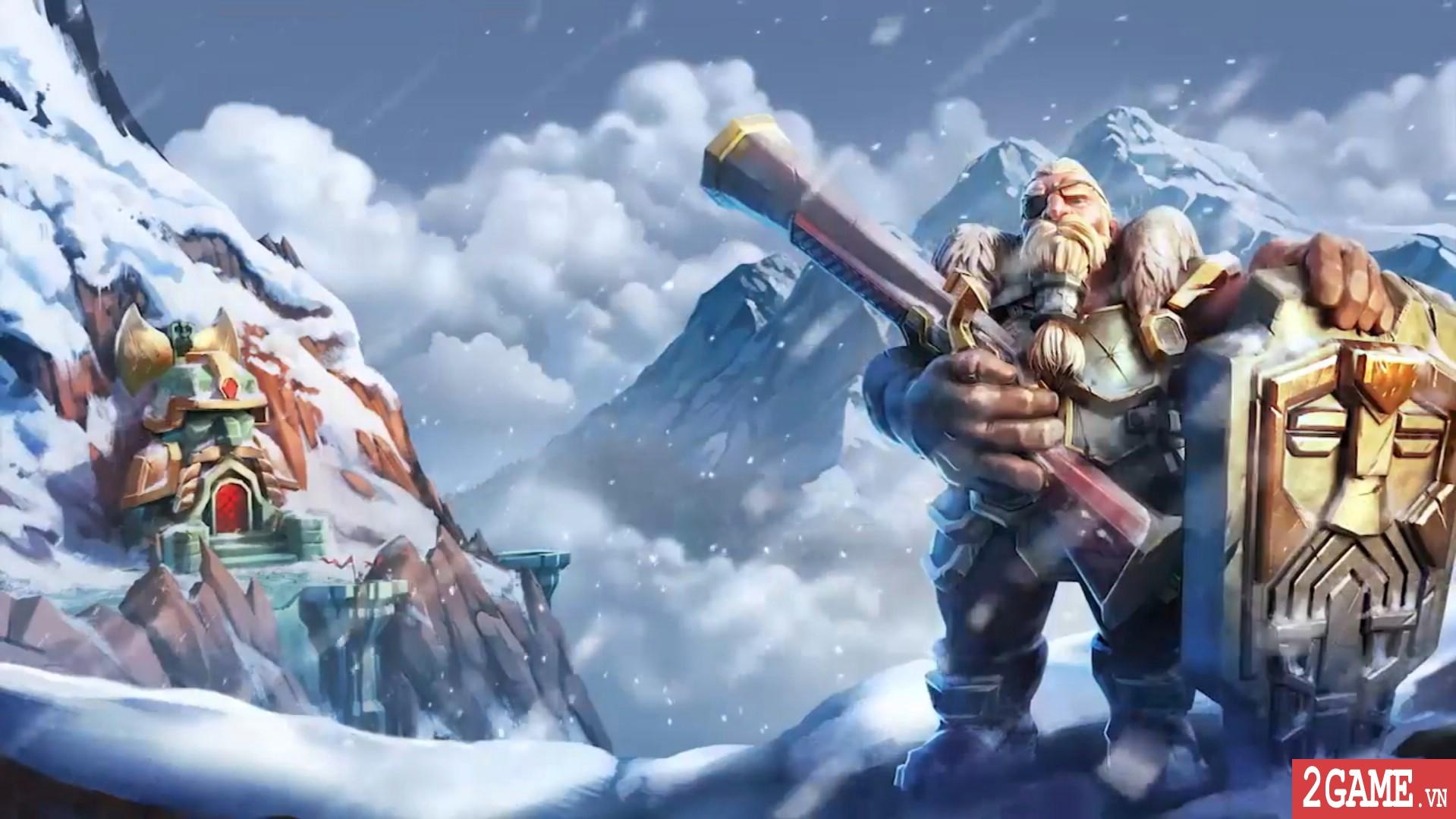 Battle Hordes - Game chiến thuật điều binh khiển tướng 3D đầy thú vị 3