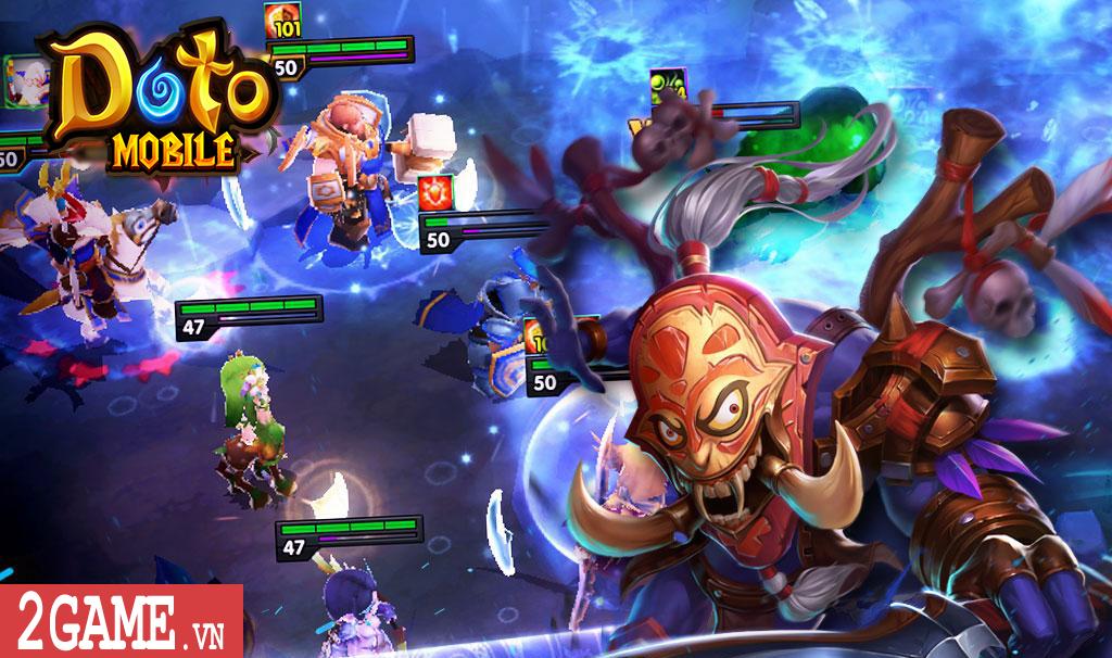 Doto Mobile: Điểm mặt những hero huyền thoại trong Warcraft 3 được giới gamer yêu thích nhất 5