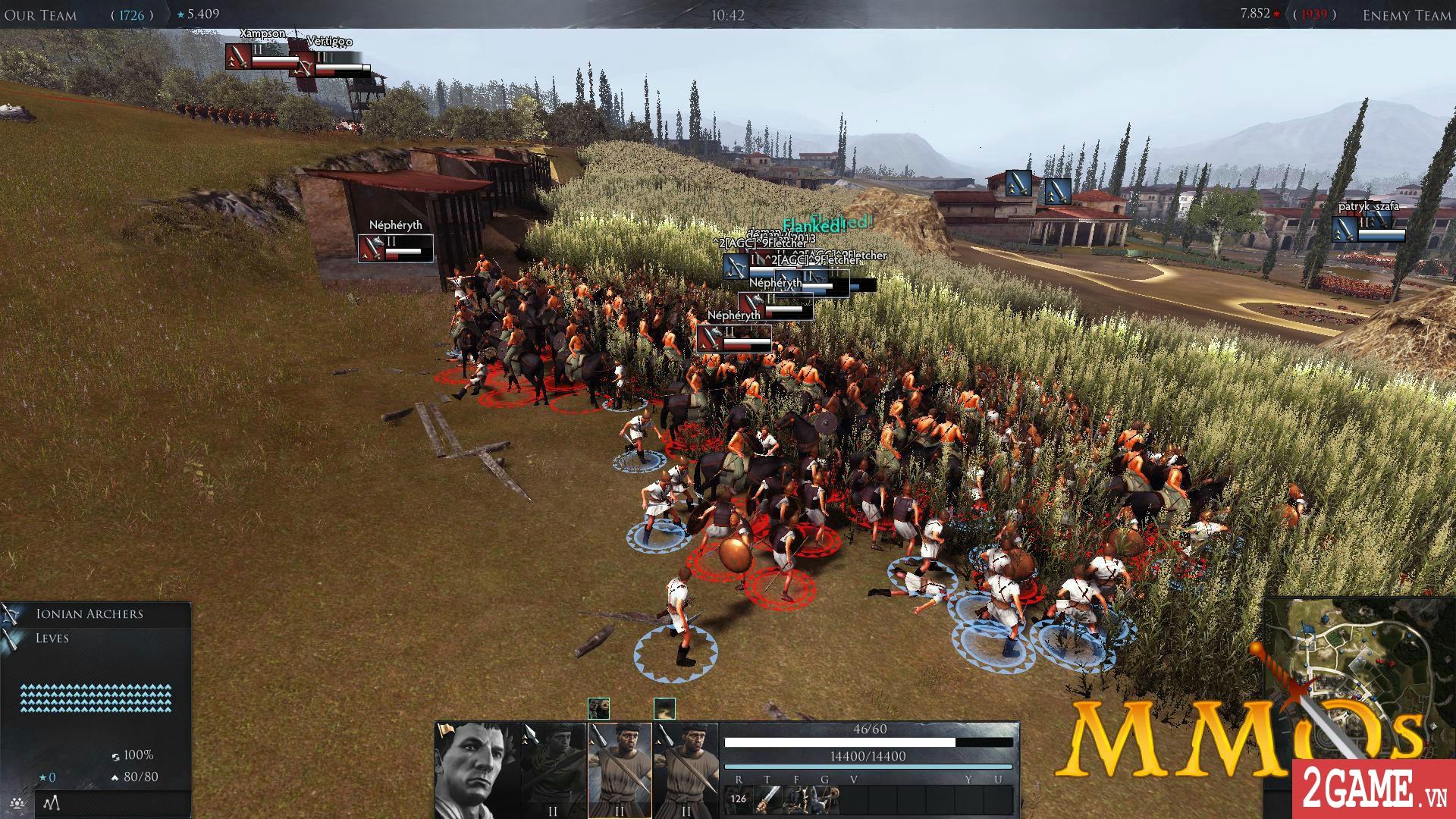Total War: Arena - Game chiến thuật 3D quy mô bậc nhất trên PC bất ngờ cho chơi miễn phí hoàn toàn 4