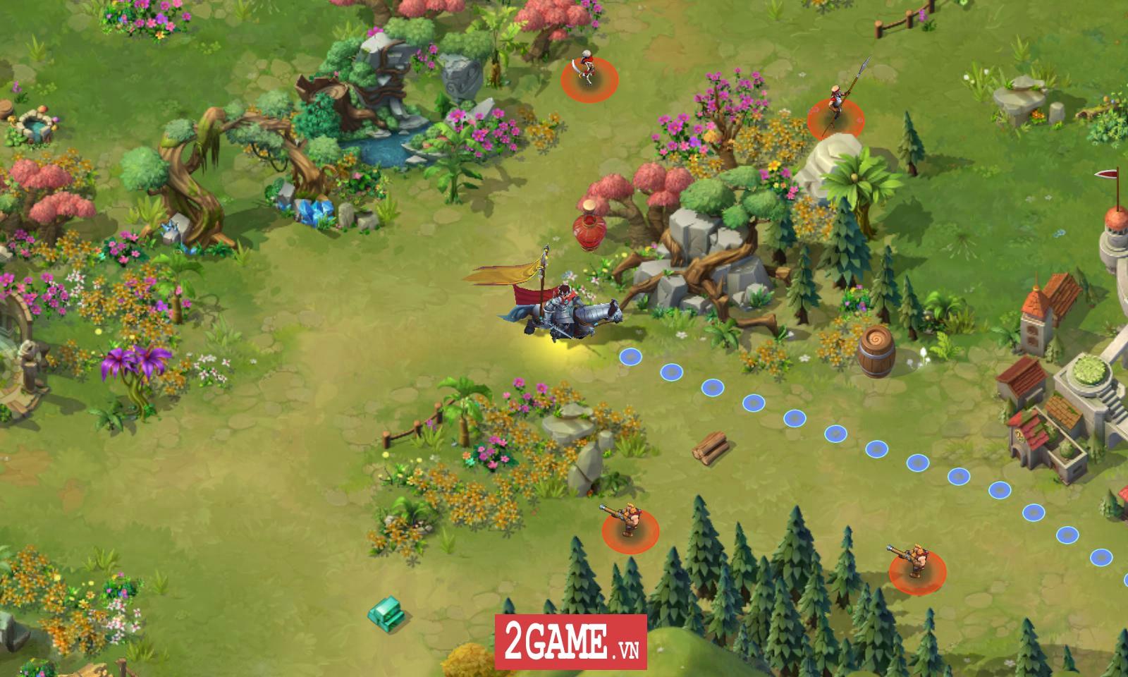 Art of Conquest – Game chiến thuật đỉnh cao với lối chơi dàn trận đa dạng, hỗ trợ cả tiếng Việt 1