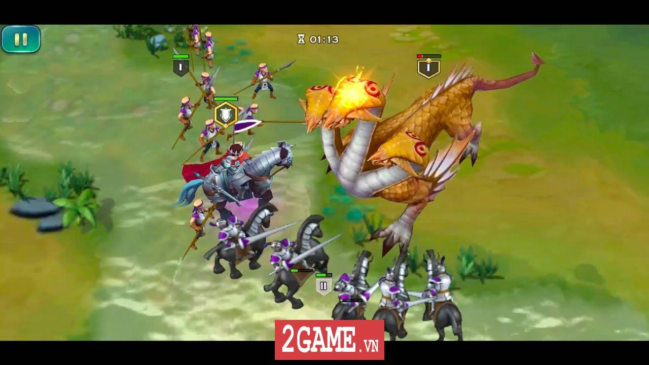 Art of Conquest – Game chiến thuật đỉnh cao với lối chơi dàn trận đa dạng, hỗ trợ cả tiếng Việt 3