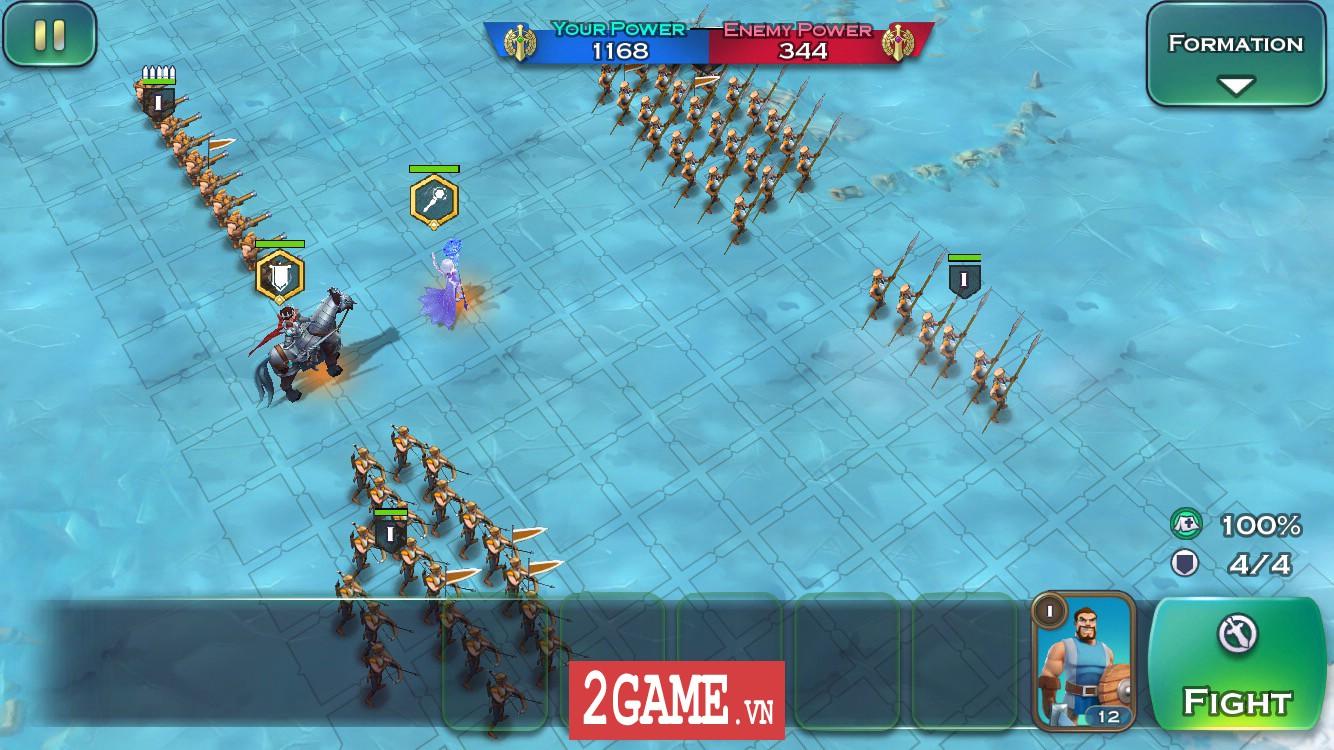 Art of Conquest – Game chiến thuật đỉnh cao với lối chơi dàn trận đa dạng, hỗ trợ cả tiếng Việt 4