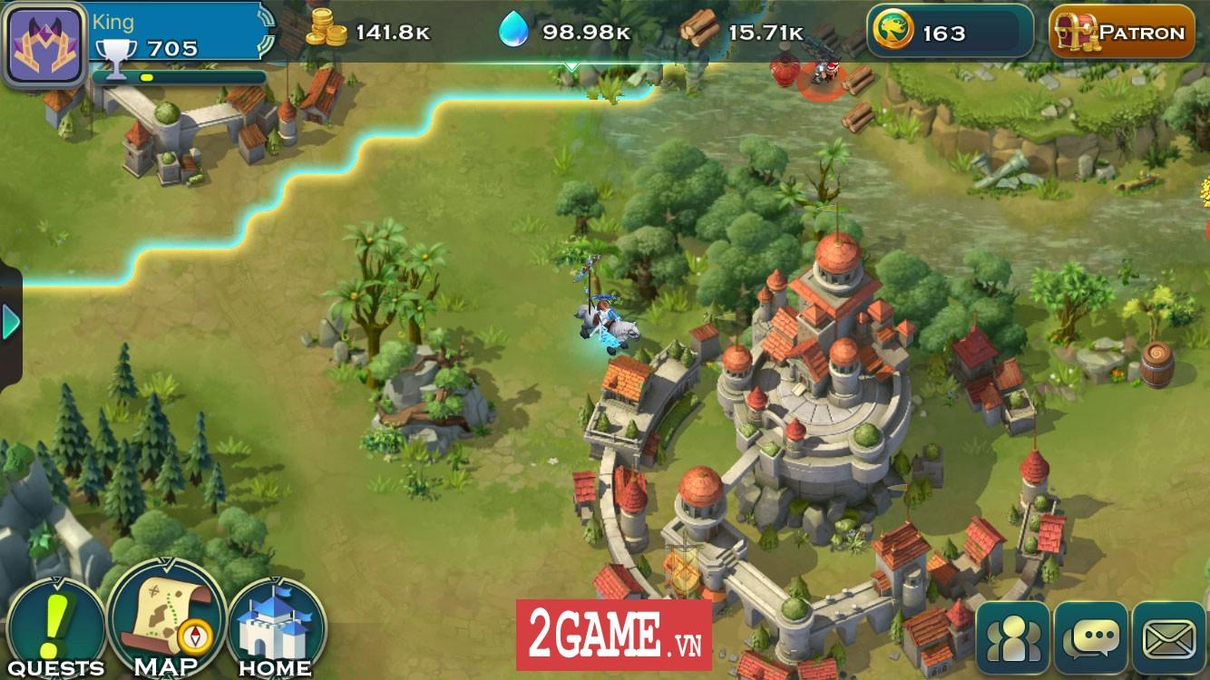 Art of Conquest – Game chiến thuật đỉnh cao với lối chơi dàn trận đa dạng, hỗ trợ cả tiếng Việt 5