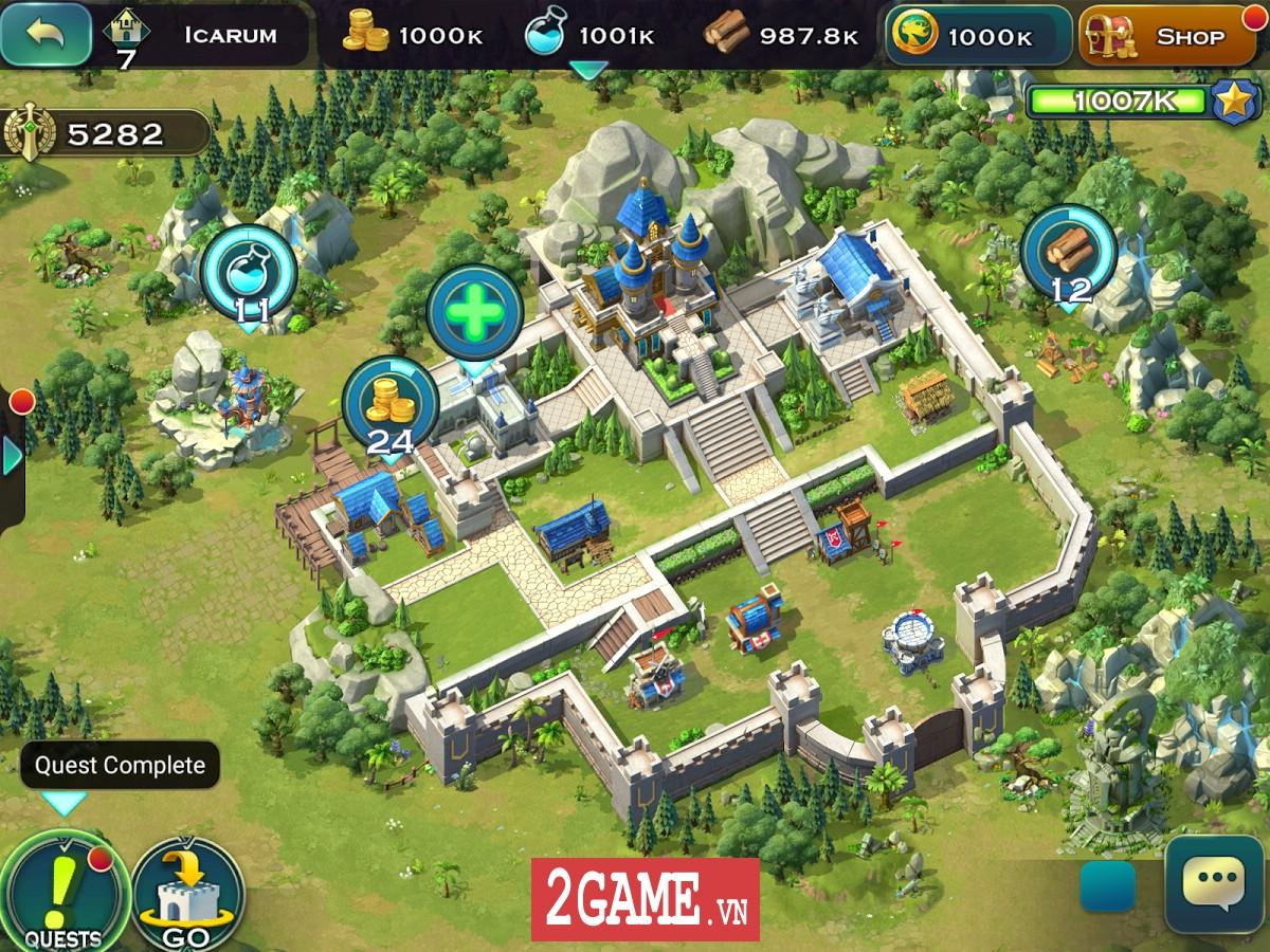 Art of Conquest – Game chiến thuật đỉnh cao với lối chơi dàn trận đa dạng, hỗ trợ cả tiếng Việt 6