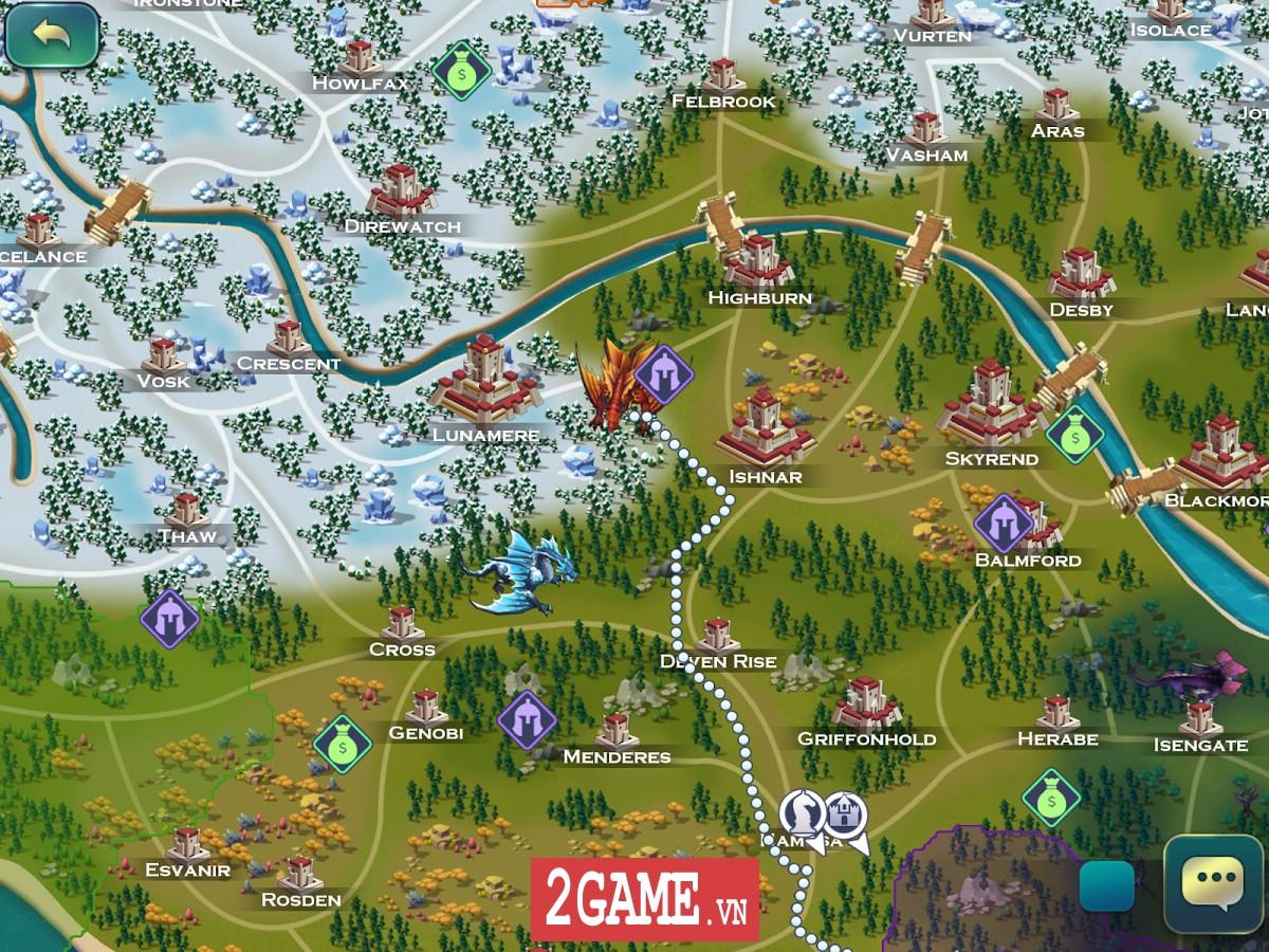 Art of Conquest – Game chiến thuật đỉnh cao với lối chơi dàn trận đa dạng, hỗ trợ cả tiếng Việt 7