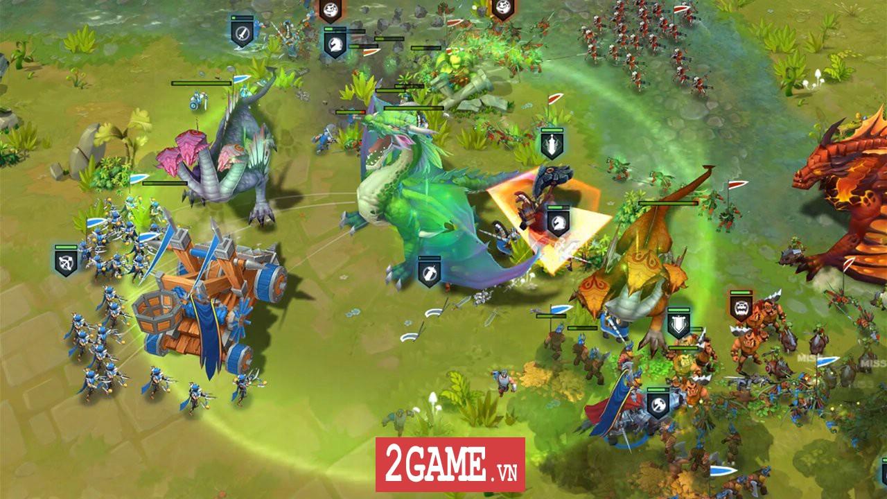 Art of Conquest – Game chiến thuật đỉnh cao với lối chơi dàn trận đa dạng, hỗ trợ cả tiếng Việt 8