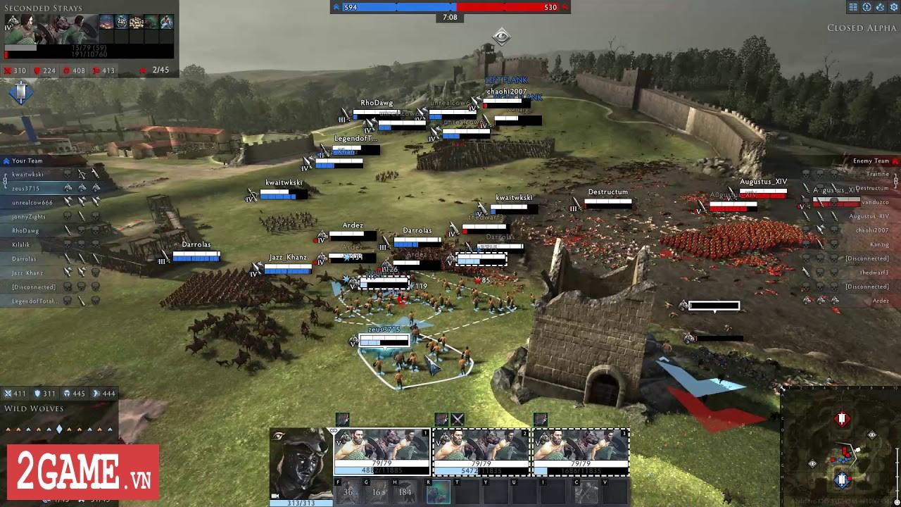 Total War: Arena - Game chiến thuật 3D quy mô bậc nhất trên PC bất ngờ cho chơi miễn phí hoàn toàn 7