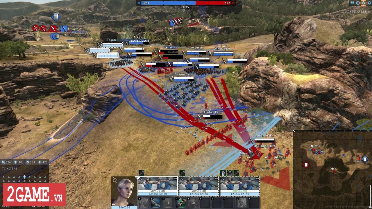 Total War: Arena - Game chiến thuật 3D quy mô bậc nhất trên PC bất ngờ cho chơi miễn phí hoàn toàn 9