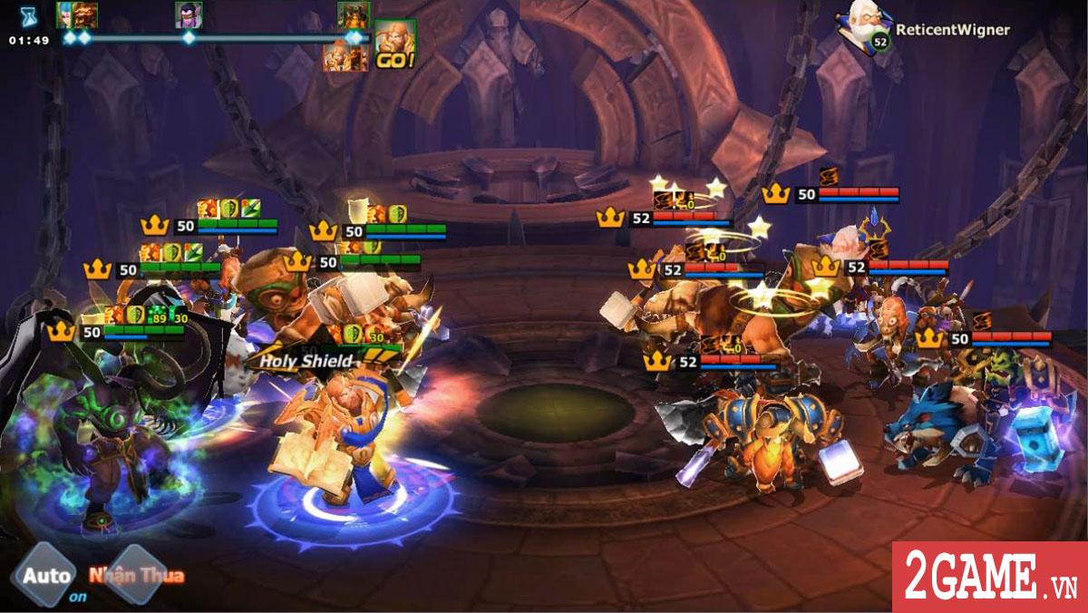 Doto Mobile công bố ngày ra mắt game sau Đại lễ 2/9 0