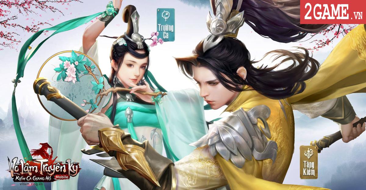 Hơn 100.000 lượt share từ game thủ Võ Lâm Truyền Kỳ Mobile chỉ để chơi Trường ca và Tàng kiếm phái 0