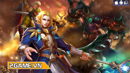 Doto Mobile – Game nhập vai chiến thuật lấy bối cảnh WarCraft 3