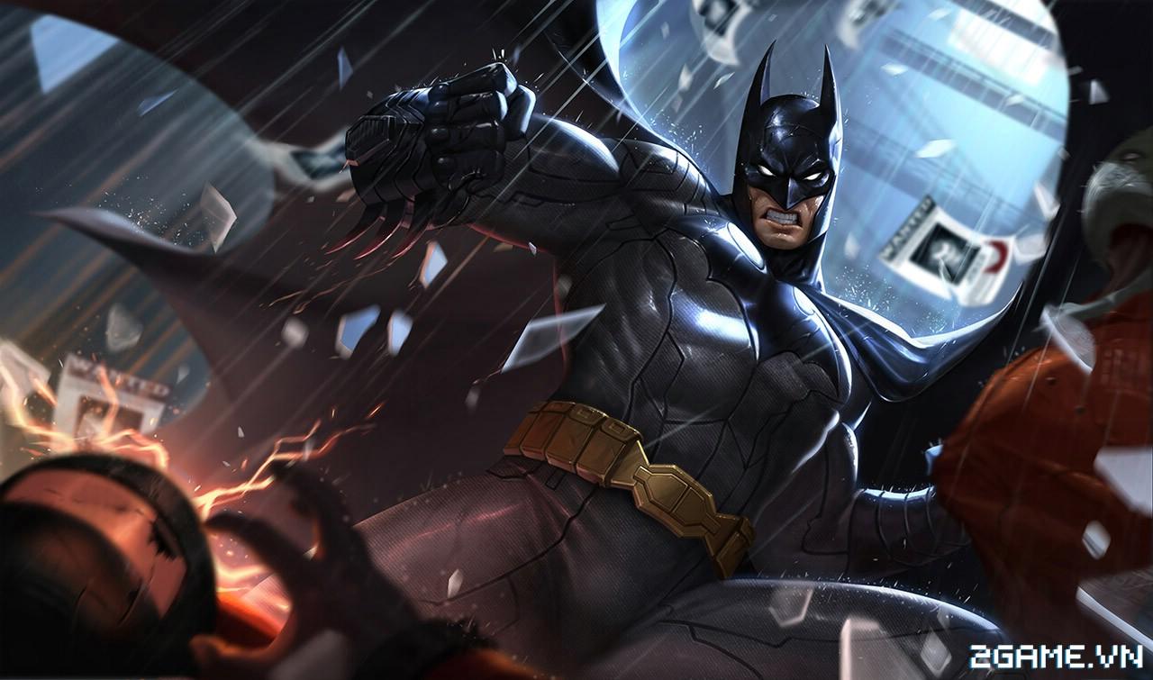 Liên Quân Mobile - Gildur và Batman sẽ lên bàn dao kéo khi cập nhật phiên bản 0