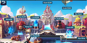 Doto Mobile – Hệ Thống Guild