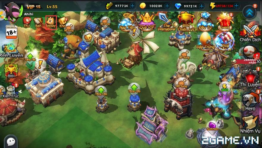 Doto Mobile - Diễn đàn Hero 2