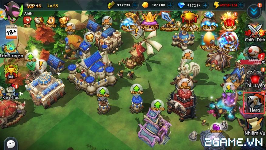 Doto Mobile - Diễn đàn Hero 3