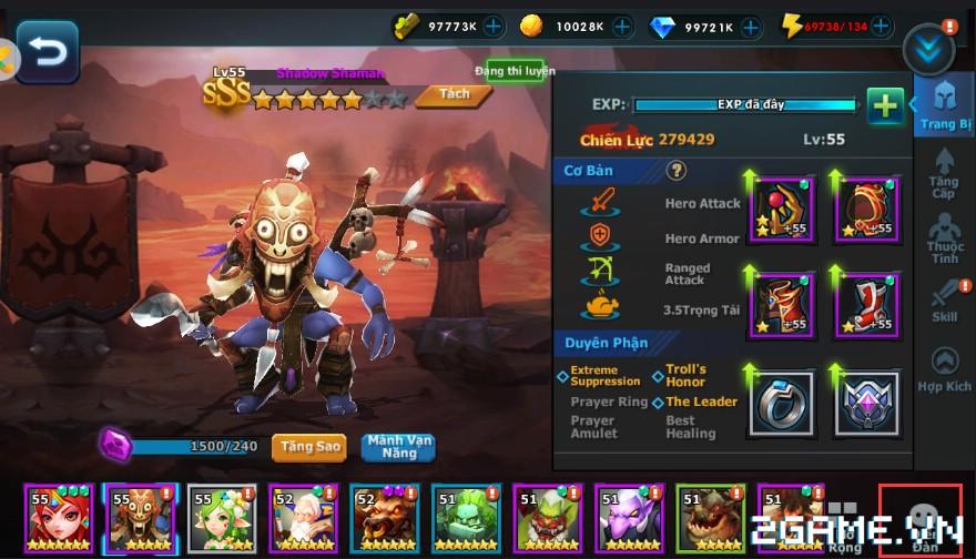 Doto Mobile - Diễn đàn Hero 4
