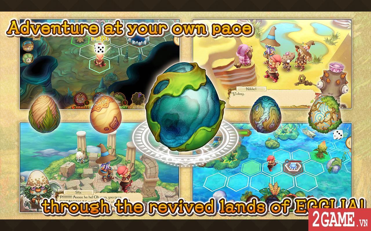EGGLIA: Legend of the Redcap – Game nhập vai đánh theo lượt đậm chất Nhật Bản 2