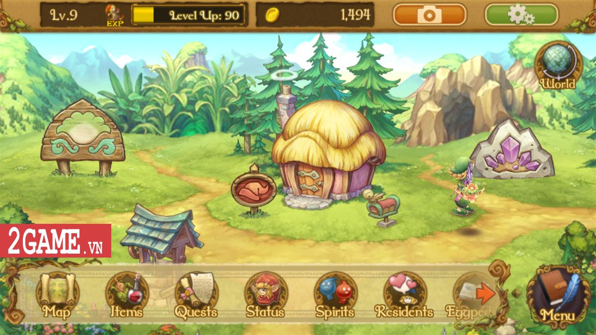 EGGLIA: Legend of the Redcap – Game nhập vai đánh theo lượt đậm chất Nhật Bản 15
