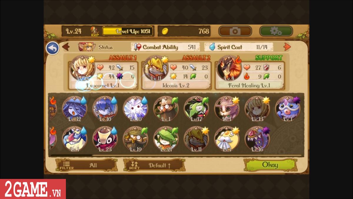 EGGLIA: Legend of the Redcap – Game nhập vai đánh theo lượt đậm chất Nhật Bản 10
