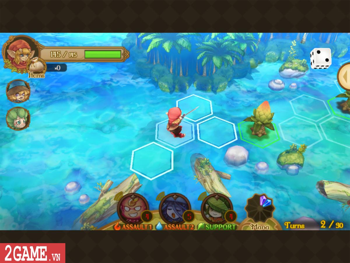 EGGLIA: Legend of the Redcap – Game nhập vai đánh theo lượt đậm chất Nhật Bản 12