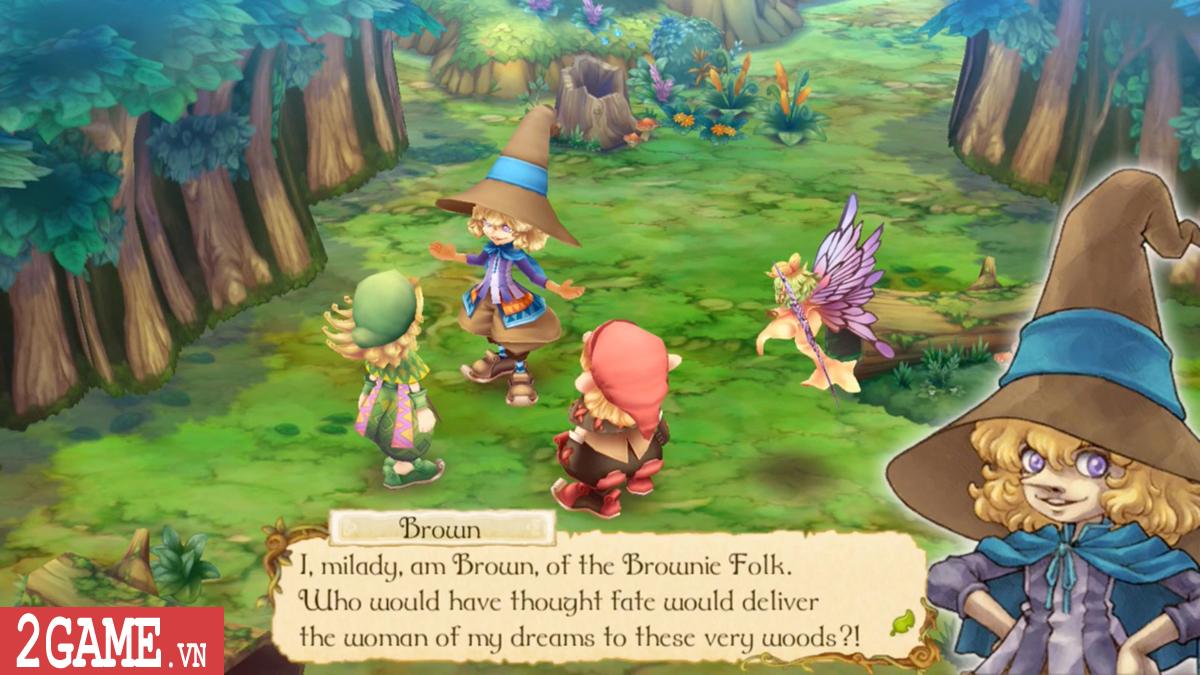 EGGLIA: Legend of the Redcap – Game nhập vai đánh theo lượt đậm chất Nhật Bản 13